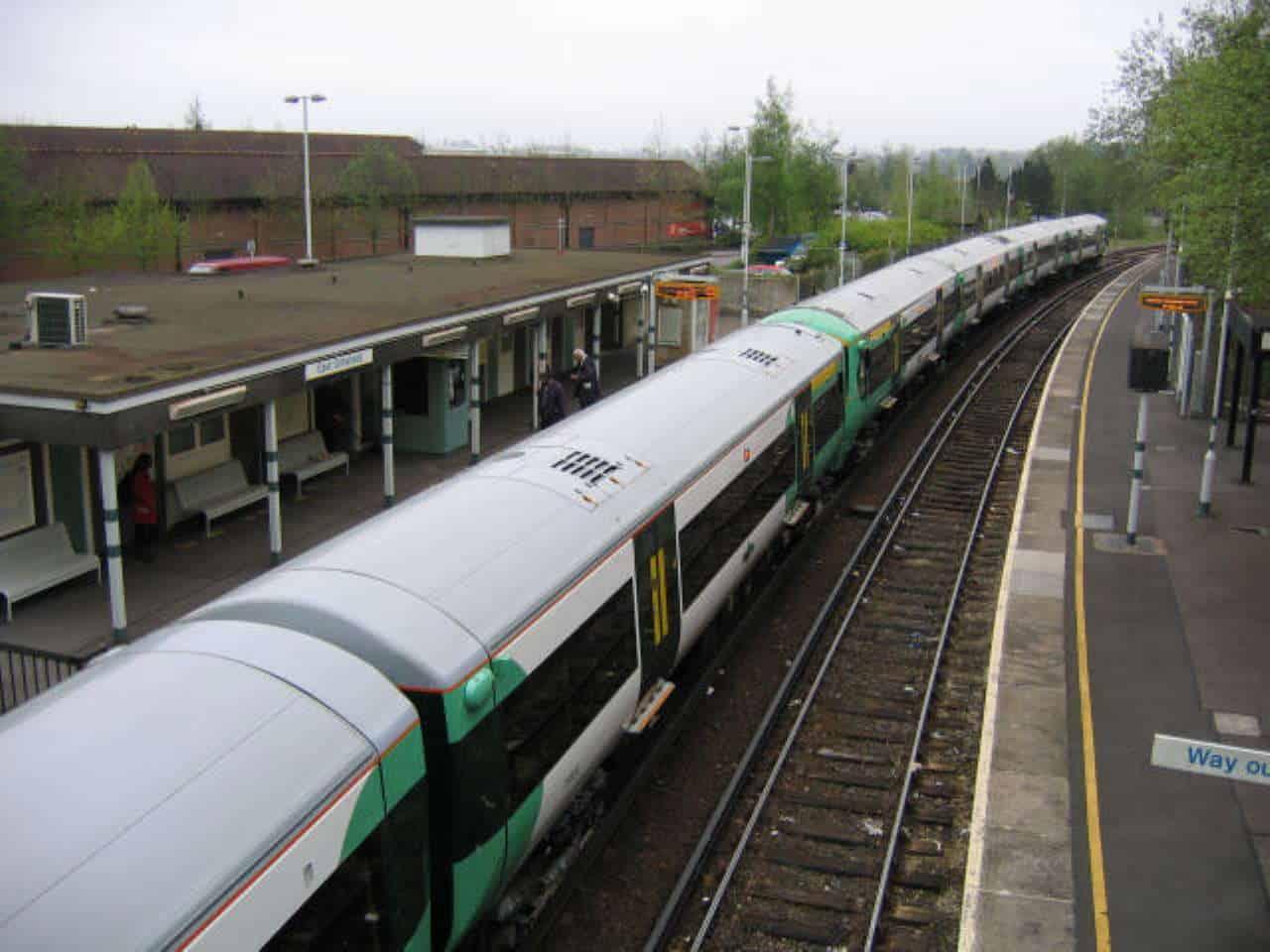 East Grinstead railway station