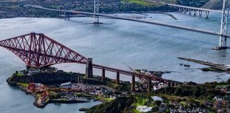 Forth Bridge in Scotland set for rennovation