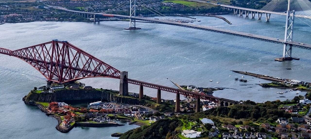 Forth Bridge in Scotland set for rennovation