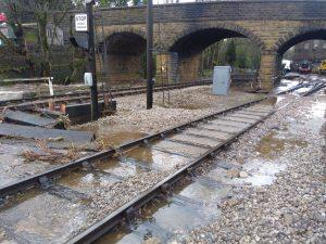 Haworth flooding