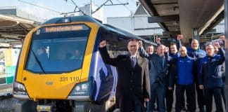 Northern introduces 75% of its brand new trains