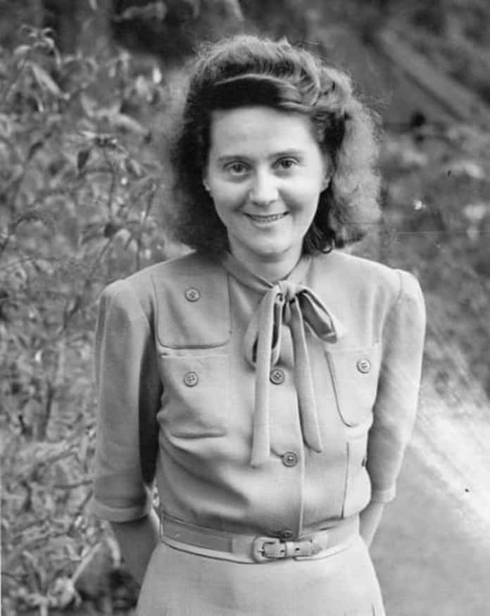 Odette Hallowes, a spy in World War 2, to have train named in honour