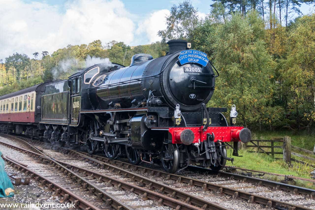 LNER K1 Steam Locomotive 62005