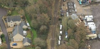 The heart of wessex line closed for 7 days