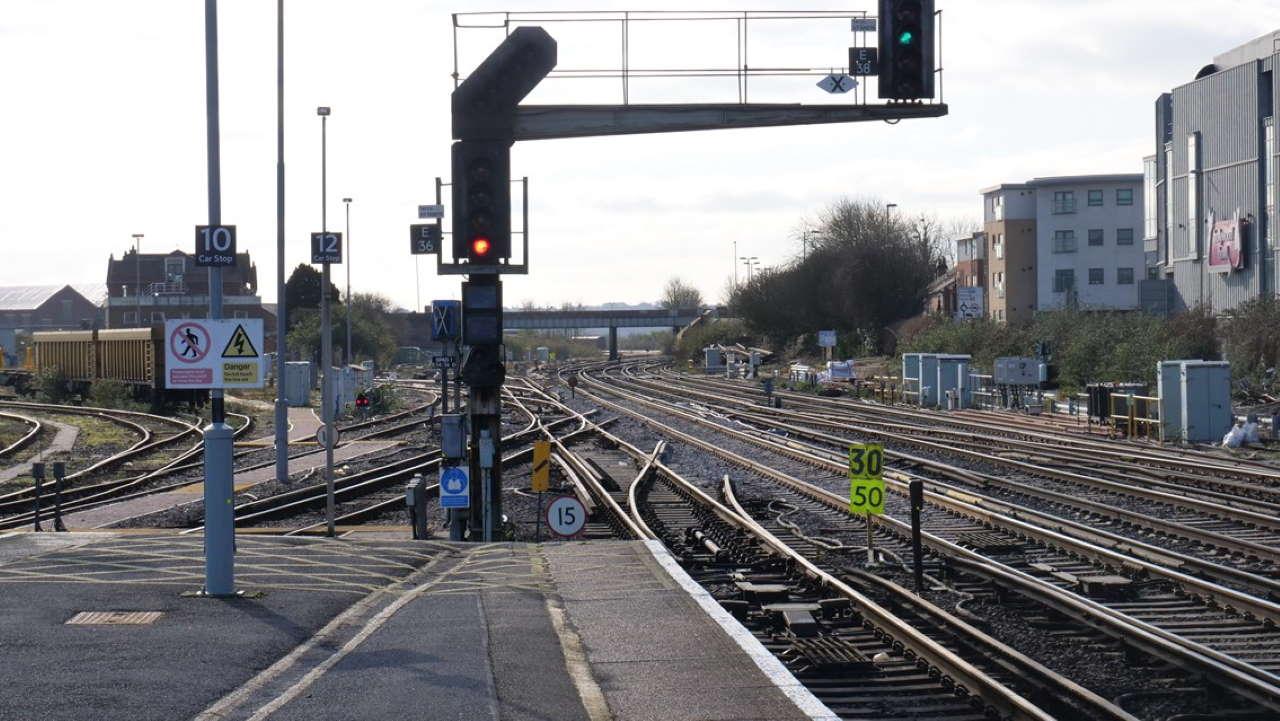 Eastleigh train derailment initial cause released