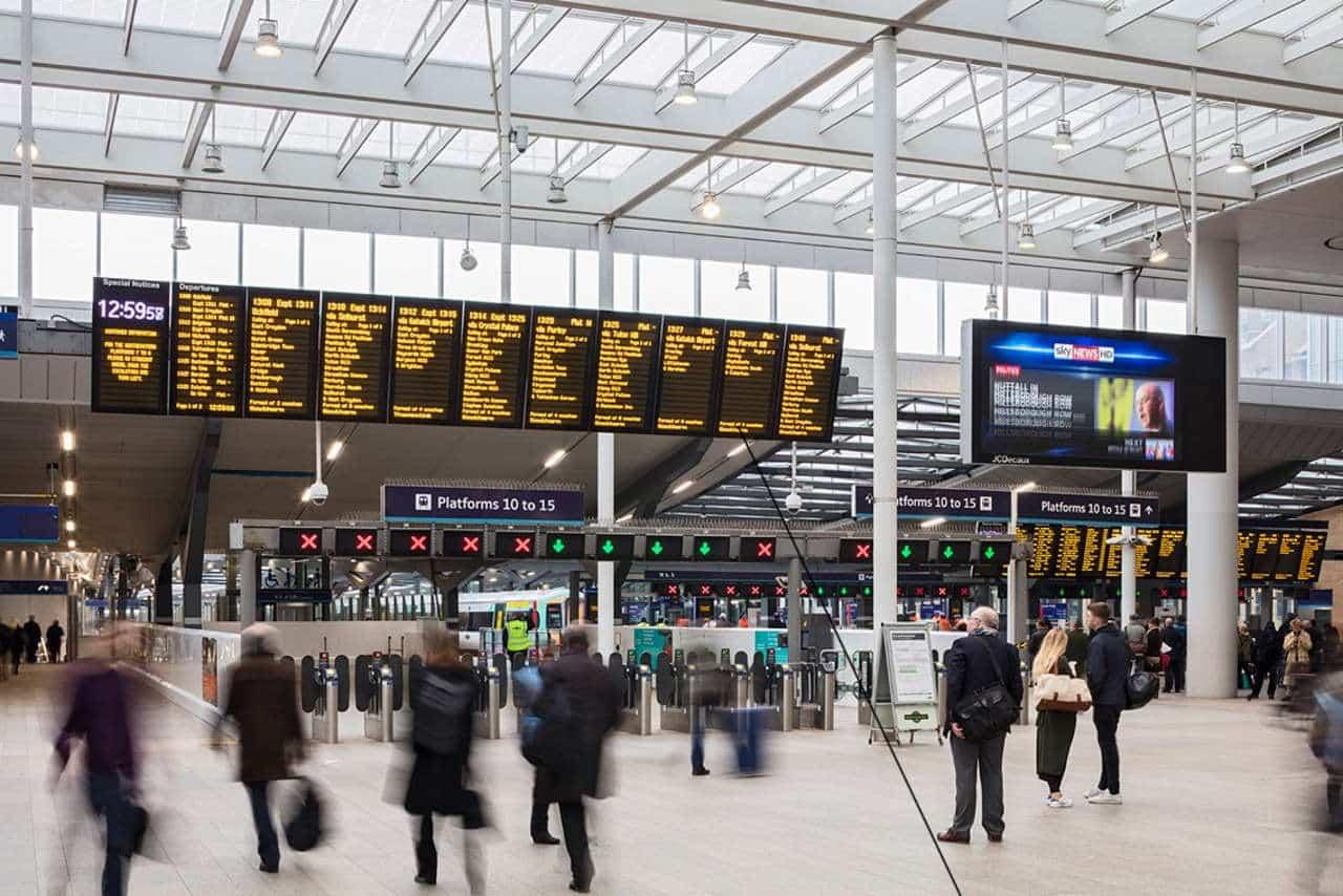 network rail satisfaction