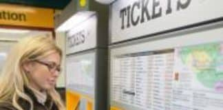 Nexus tyne and wear metro ticket machines now accept the new £20 note