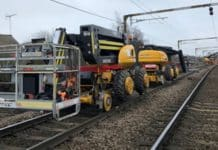 RAIB to investigate after two work platforms collide near Rochford