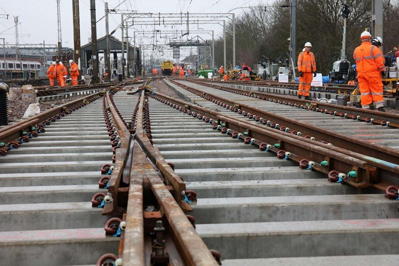 Ipswich to Chelmsford Essex improvements to take place this weekend