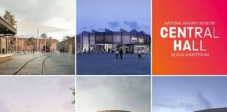 New Central Hall designs for National Railway Museum