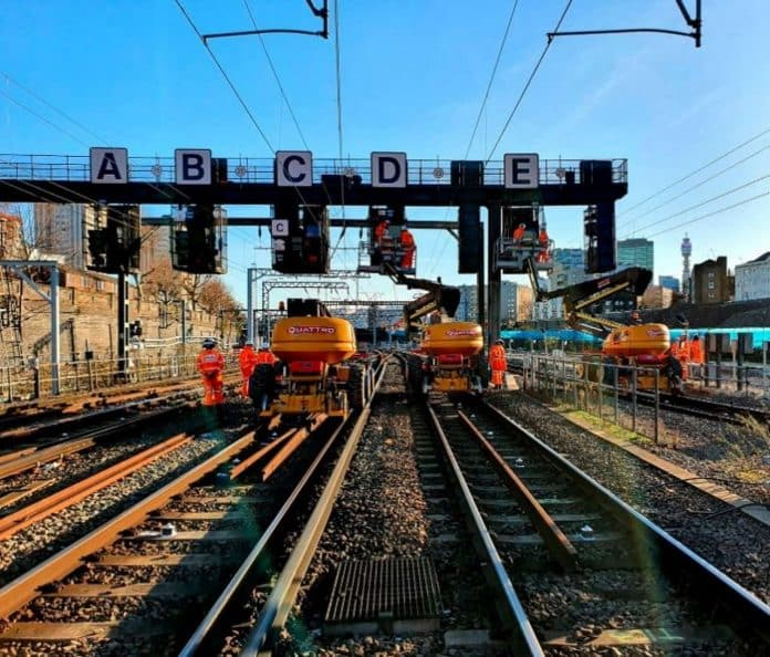 Easter work coming up from Network Rail
