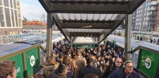 East Croydon delays due to operational incident