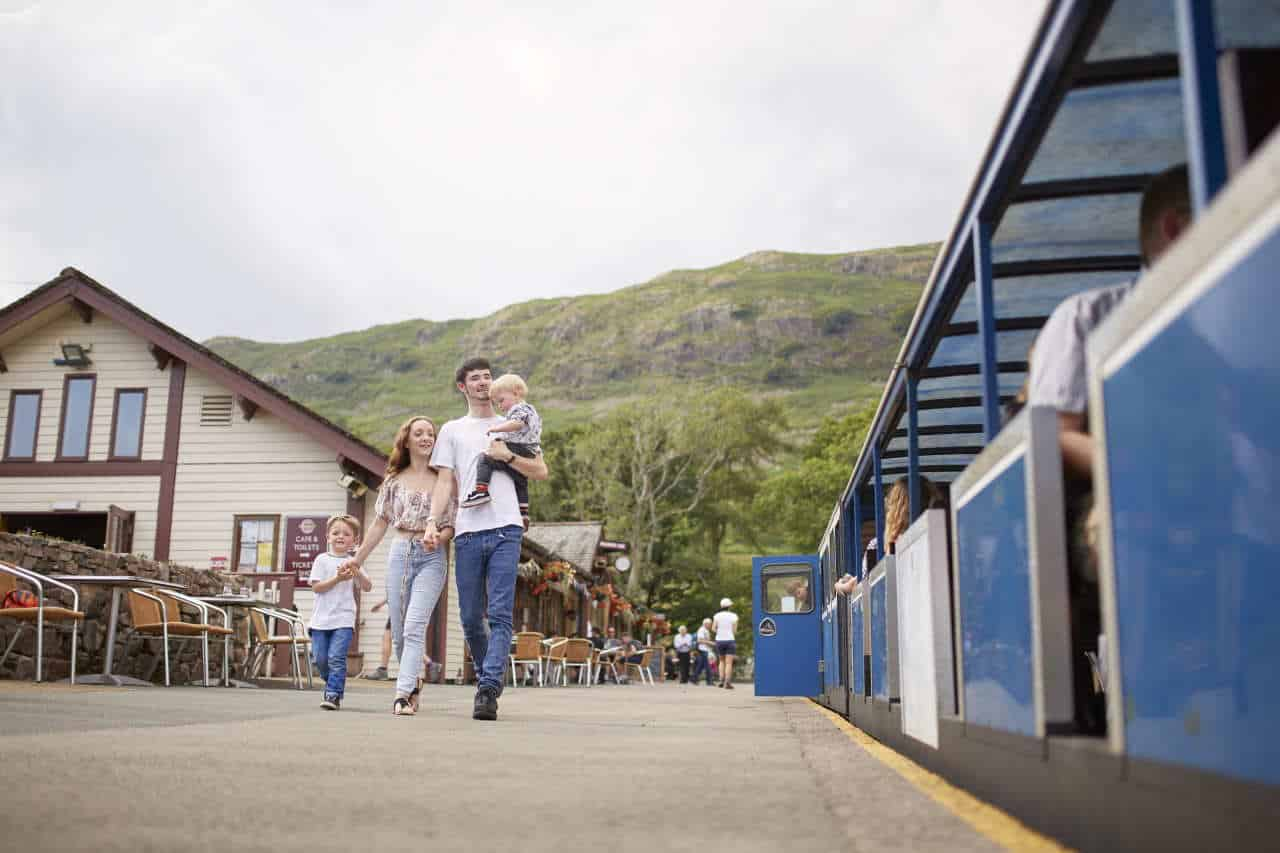 Green at Heart award for Ravenglass and Eskdale Railway