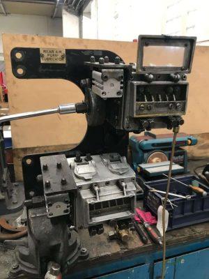 Front and Rear Air Pump Lubricators // Credit A1SLT