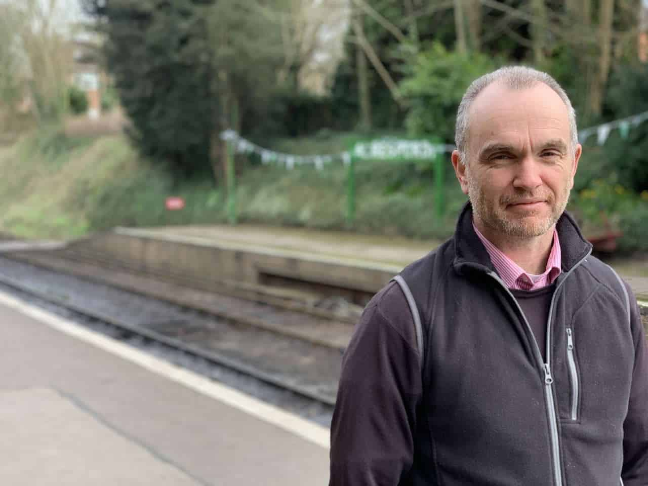 New General Manager for Mid Hants Railway