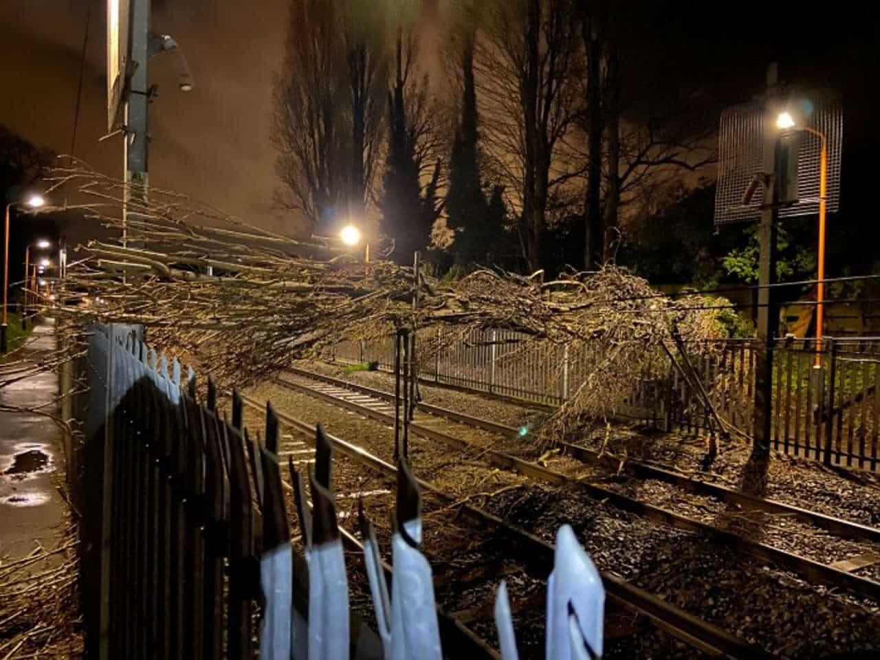 No trains between Lichfield and Birmingham New Street