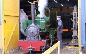 """Peter Pan"" // Credit Leighton Buzzard Railway"
