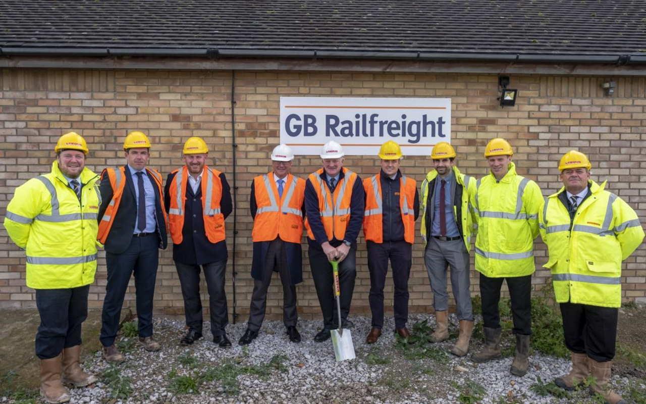 GB Railfreight Peterborough