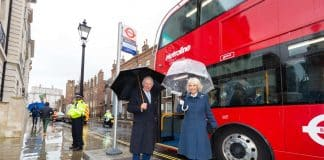 Transport for London launches 20th anniversary celebrations