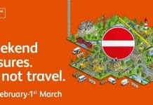 dont travle this weekend