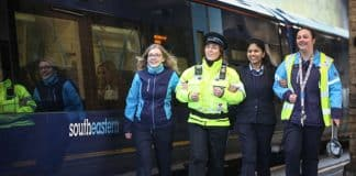 Britain's first 'all female operated' train service runs today
