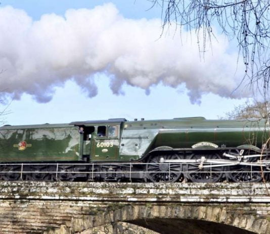 North Yorkshire Moors Railway to allow gift aid donation - Flying Scotsman