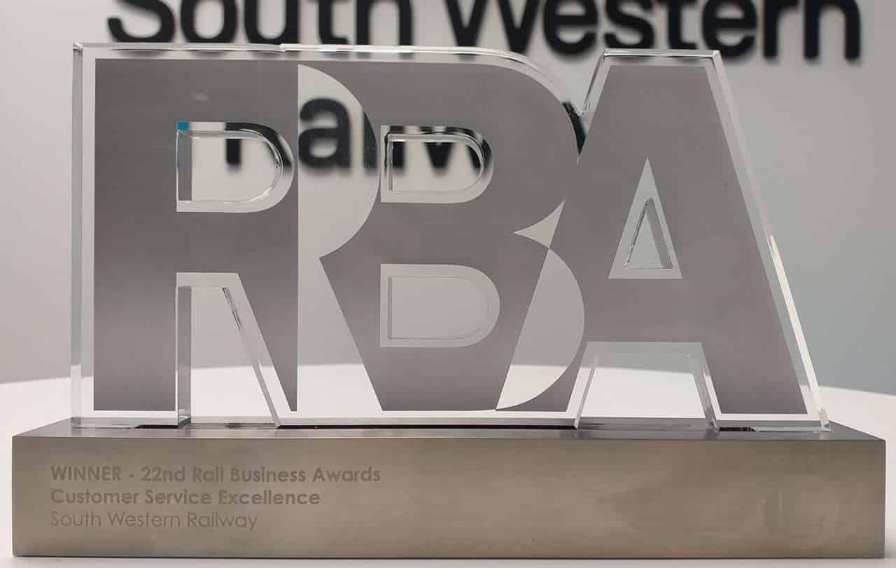 rail business awards