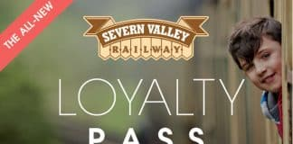 Severn Valley Railway Loyalty Pass