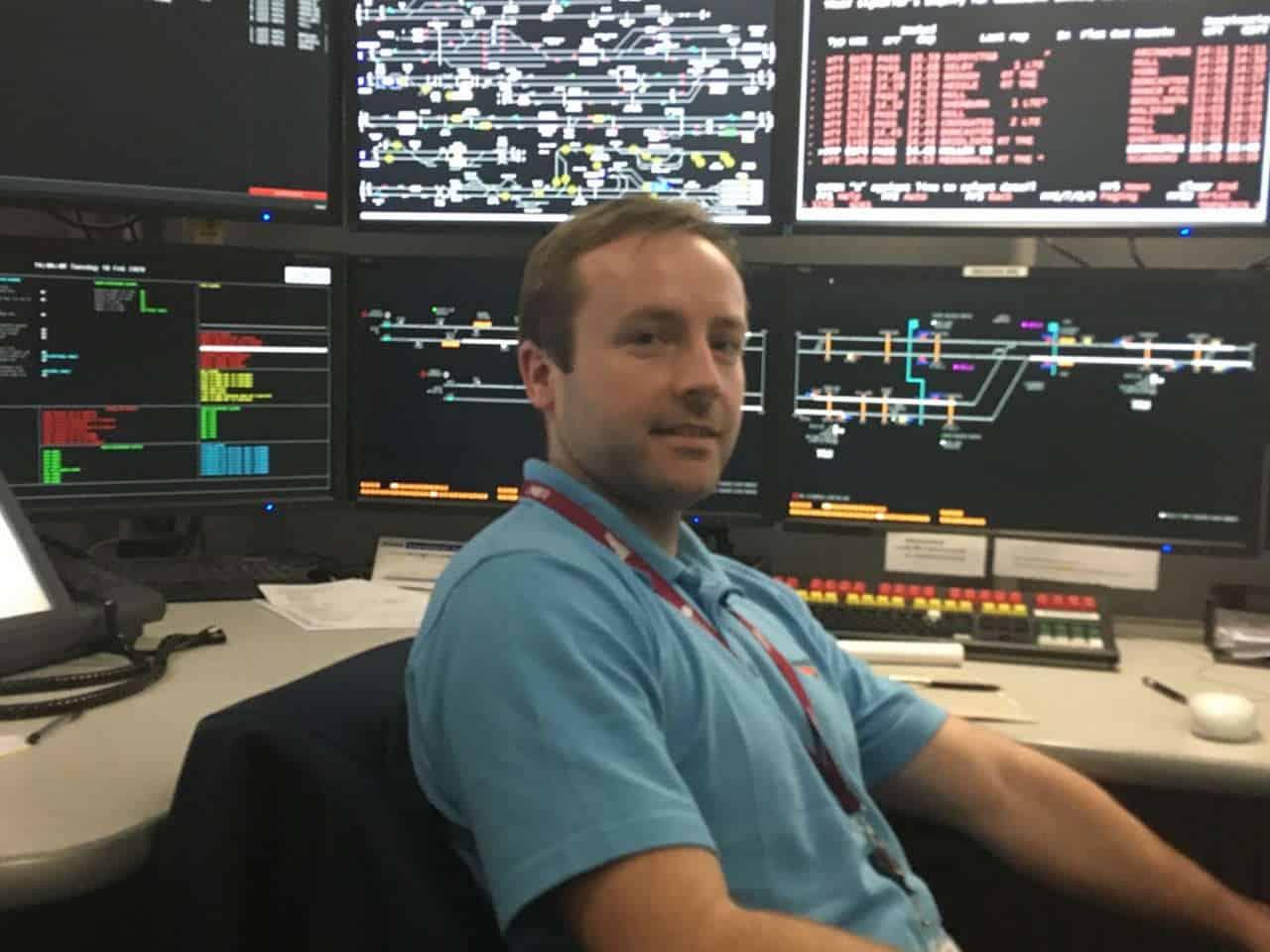 signaller john doyle - career in signalling