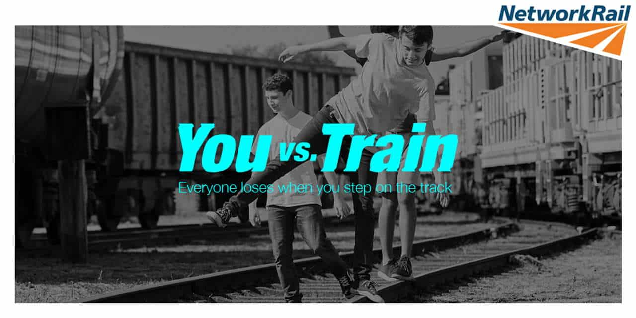 you vs train railway trespass film award