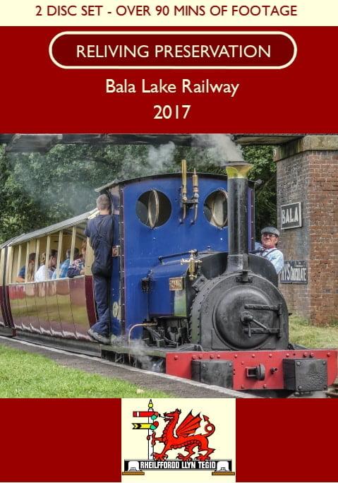 Bala Lake Railway DVD