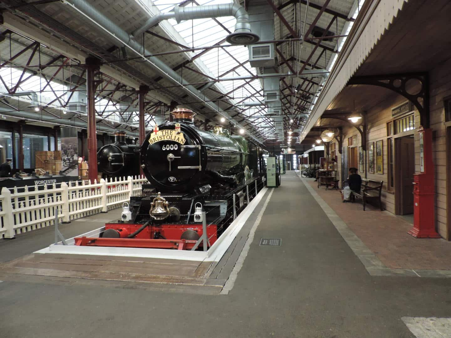 """STEAM Museum Virtual Tour - 6000 """"King George V"""" at STEAM Museum // Credit STEAM Museum Virtual Tour"""