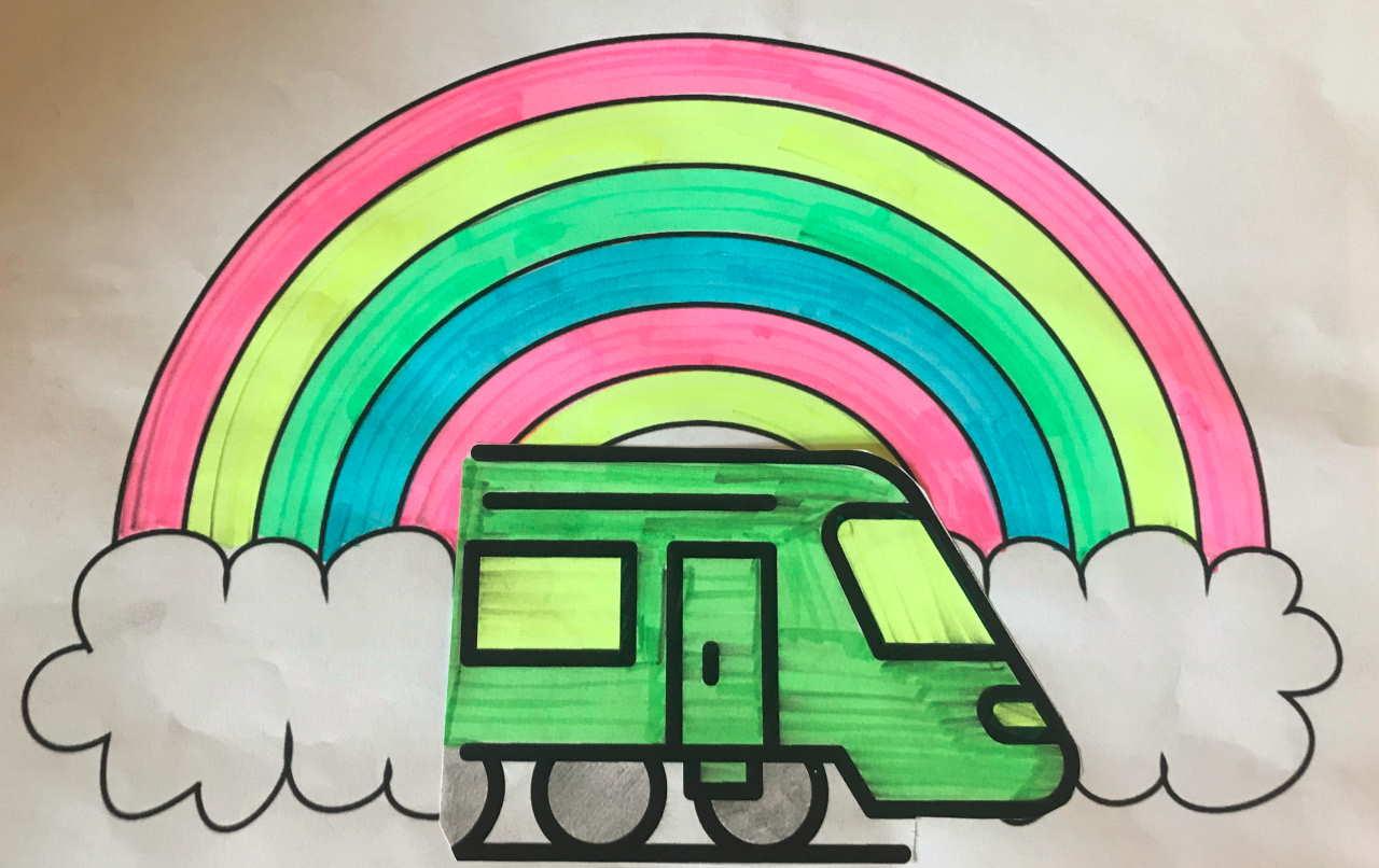 Railway Rainbows
