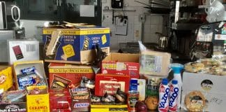 Food Donation West Somerset Railway Appeal