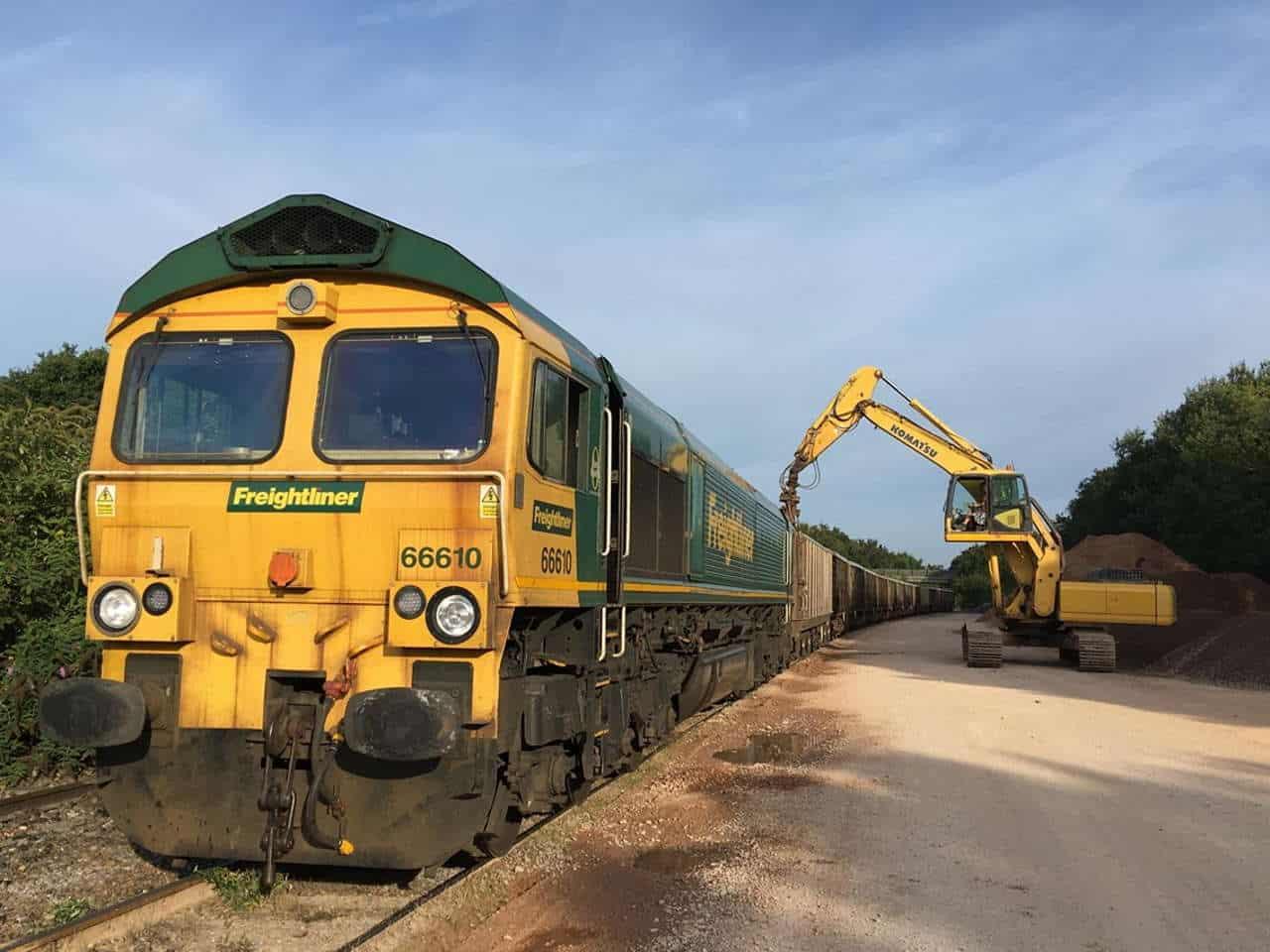 Freight trains coronavirus