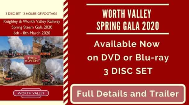 Spring Steam Gala