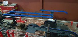 Newly Painted Running Boards // Credit Ravenglass Railway Museum Trust