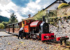 Corris Railway No. 7