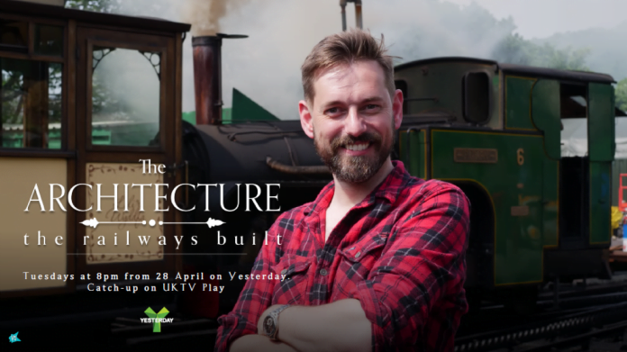 The Architecture The Railways Built Tim Dunn