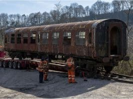 Churnet Valley Railway Coach Appeal