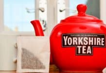 Yorkshire tea - North Yorkshire Moors Railway launch virtual shop