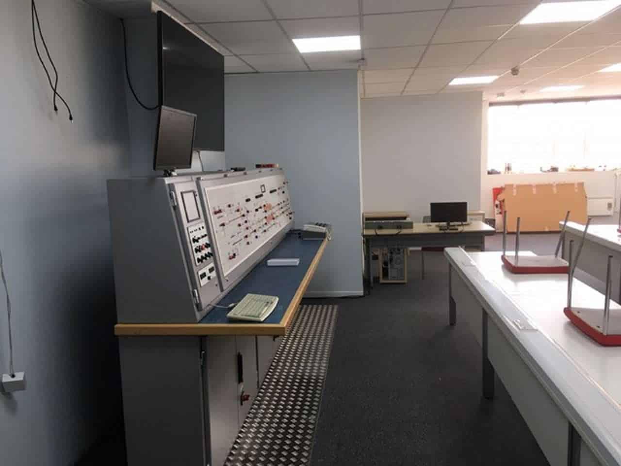 signalling centre newport wales