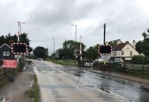swineshead level crossing