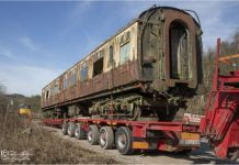 hurnet valley railway coach appeal