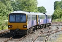 Cambrian Heritage Railways welcome Class 144 pacers