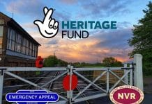Nene Valley Railwya receive National Lottery Grant