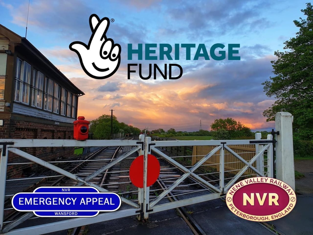 Nene Valley Railwya receive National Lottery Grant