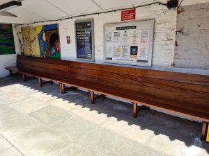 Plumley Station Bench
