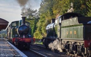 Severn Valley Railway gala