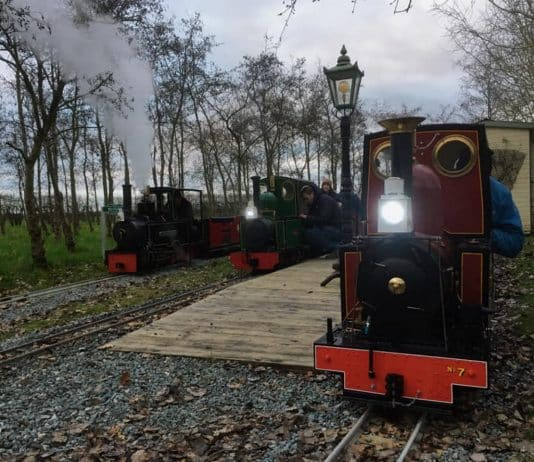 Barnards Miniature Railway to hold virtual gala